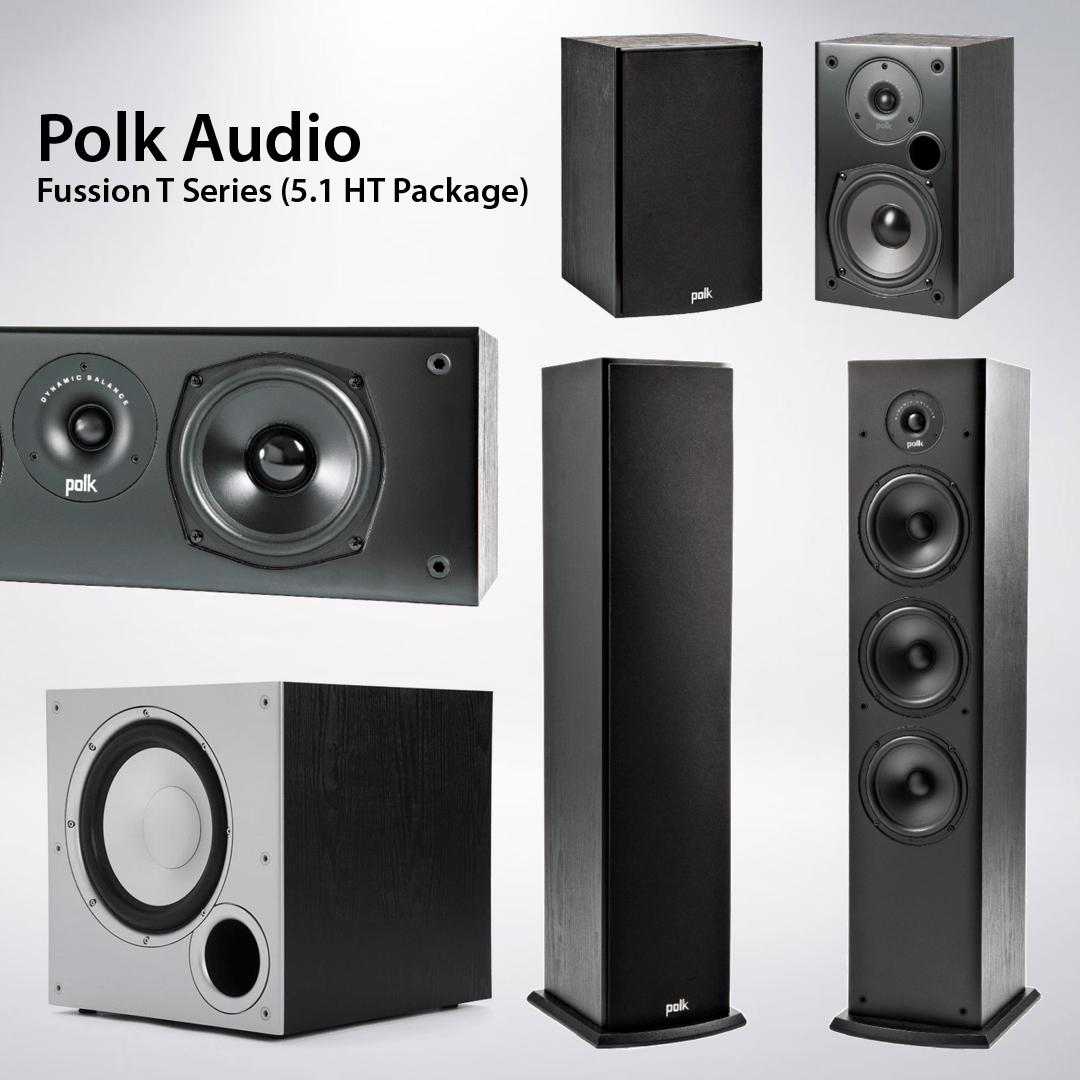 polk audio fusion t series